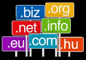 Domain szolgáltatás